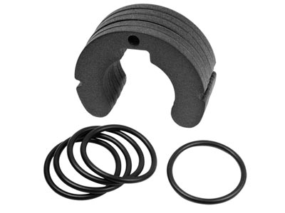 AirForce Edge Flexi-Weight Kit, 5 Weights, 5 O-Rings