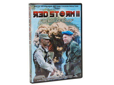 "Red Storm II ""Heart of Rojo"" Airsoft Mil-Sim DVD"