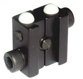 B-Square 17005 Vertical Scope Stop, Removable Pin, For 11mm Dovetails