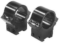 "B-Square Air Sporter Ring 1"" - 11 mm (25015) Medium, 11mm Dovetail"