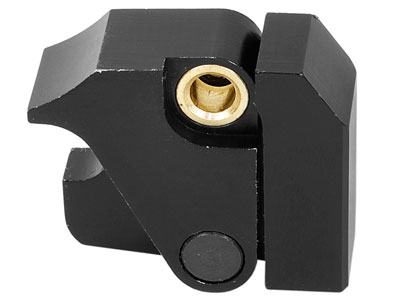 BSA Single-Shot Adapter, .22 Cal, Fits R-10, Scorpion, Ultra