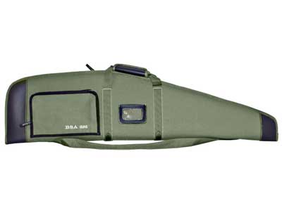 """BSA Soft Gun Case, w/Pocket, 44"""""""