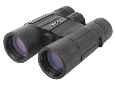 BSA Optics 8x42mm Majestic Binoculars, Soft Case, Black