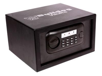 "Bulldog Standard Digital Pistol Vault, 7""x12""x10"""