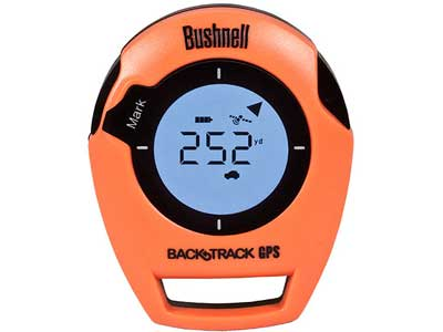 Bushnell BackTrack GPS.