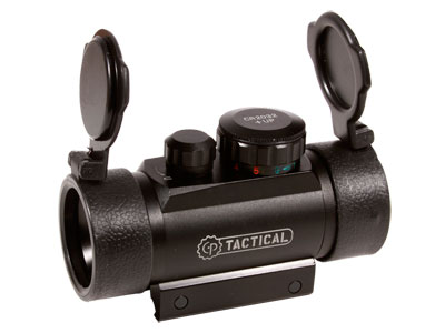 CenterPoint 30mm Red/Green Reflex Sight, Weaver Mount