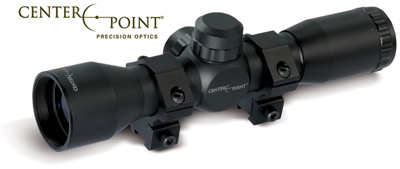 CenterPoint AR22 Series 4x32mm compact rifle scope