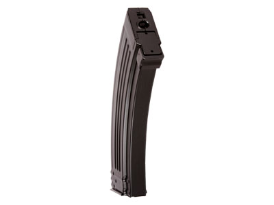 Crosman Airsoft Rifle AK47 Metal Magazine, Fits Game Face GF47 AEG Airsoft Rifles, 600 Rds
