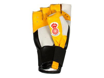 Creedmoor Sports Open Finger Shooting Glove, Fits Right Hand, Medium