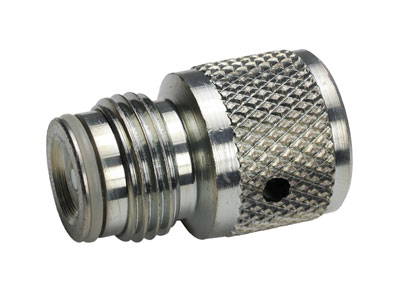 Crosman Airsource CO2 Paintball Adapter