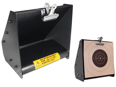"Do-All Outdoors Bullet Box, Pellet & Rimfire Trap, 10""x11"""
