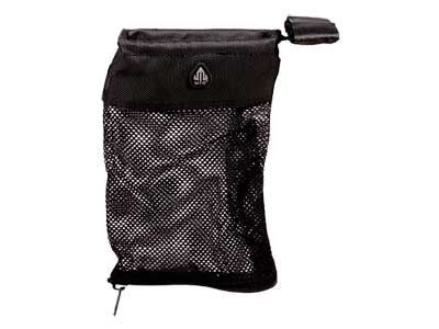 UTG Deluxe Mesh Trap Shell Catcher, Compatible With AR15 Rifles, Black