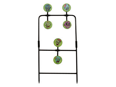 Gamo Zombie Spinner Airgun Target, Incl. 72 Stickers