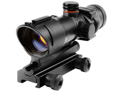 G&G Armament Red Dot Sight, Weaver/Picatinny Mount