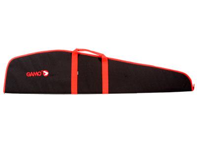 "Gamo Padded Rifle Case, 50""x11"", Black & Red"
