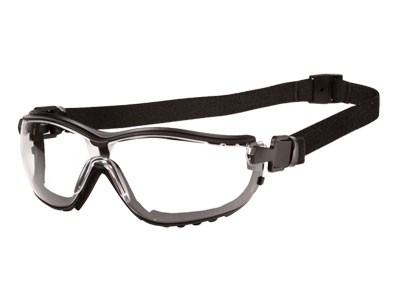 Pyramex V2G Clear Airsoft Goggles