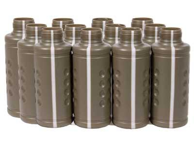 Hakkotsu Thunder Shock Replacement Grenade Shells, 12pk