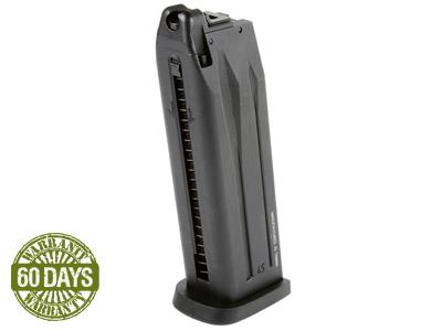 H&K KWA USP GBB Airsoft Pistol Magazine, 25 Rds