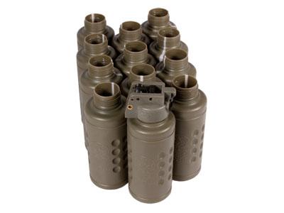 Hakkotsu Thunder Shock Grenades, Complete 12Pk