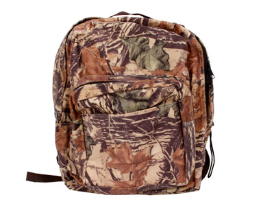 Air Venturi Hunting Quiet Backpack, Mossy Camo