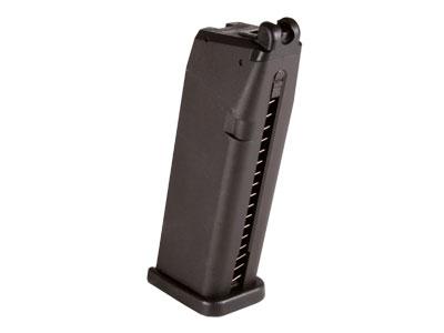 KWA Airsoft KRISS Vector GBB  Submachine Guns V45 Magzine, 22 Rds