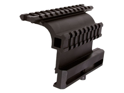 Kalashnikov Side Mount With Double Rails