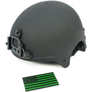 IBH Helmet w/.