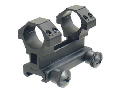 Leapers Model 4/15 Scope Mount, Fits Carry Handle