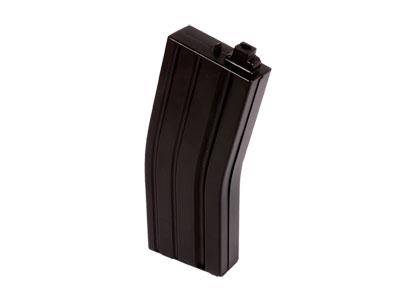 Crosman DP4 Replacement Magazine, Fits Crosman DP4 Airsoft Rifles, 50 Rds, Black