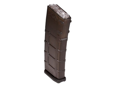 Magpul PTS TMAG Airsoft M4 Rifle Magazine, 120 Rds, Black