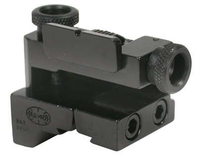 Mendoza Micrometer Sight, 11mm Dovetail