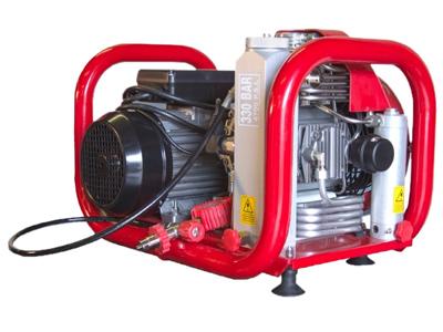 Nardi USA Atlantic P Air Compressor, Electric, 4500 PSI/300 Bar