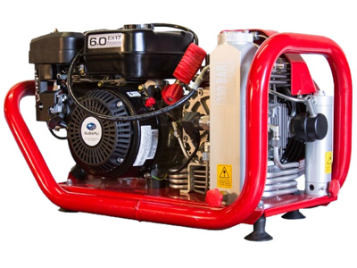 Nardi USA Atlantic G Air Compressor, Gas, 4500 PSI/300 Bar