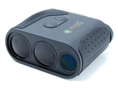7x25 Laser Rangefinder Monocular, 20-1500 meters, Measures Distance & Speed, Compact
