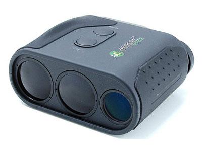 7x25 Laser Rangefinder Monocular, 20-1500 meters, Measures Distance & Speed, Compact