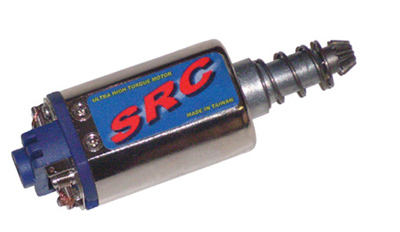SRC P-43, Ultra High Torque Motor Long Type, with ultra magnetism