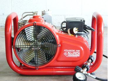 Airetex Atlantic 4500 Psi Electric Air Compressor Incl