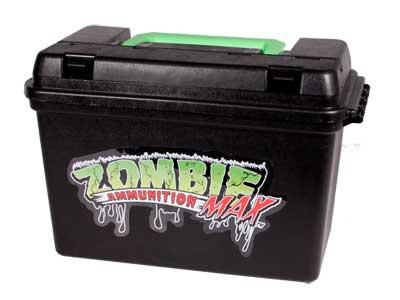 "Plano Zombie Max Box, 15""x8""x10"""