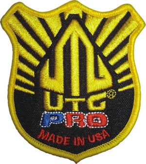 UTG Pro Golden Shield Badge