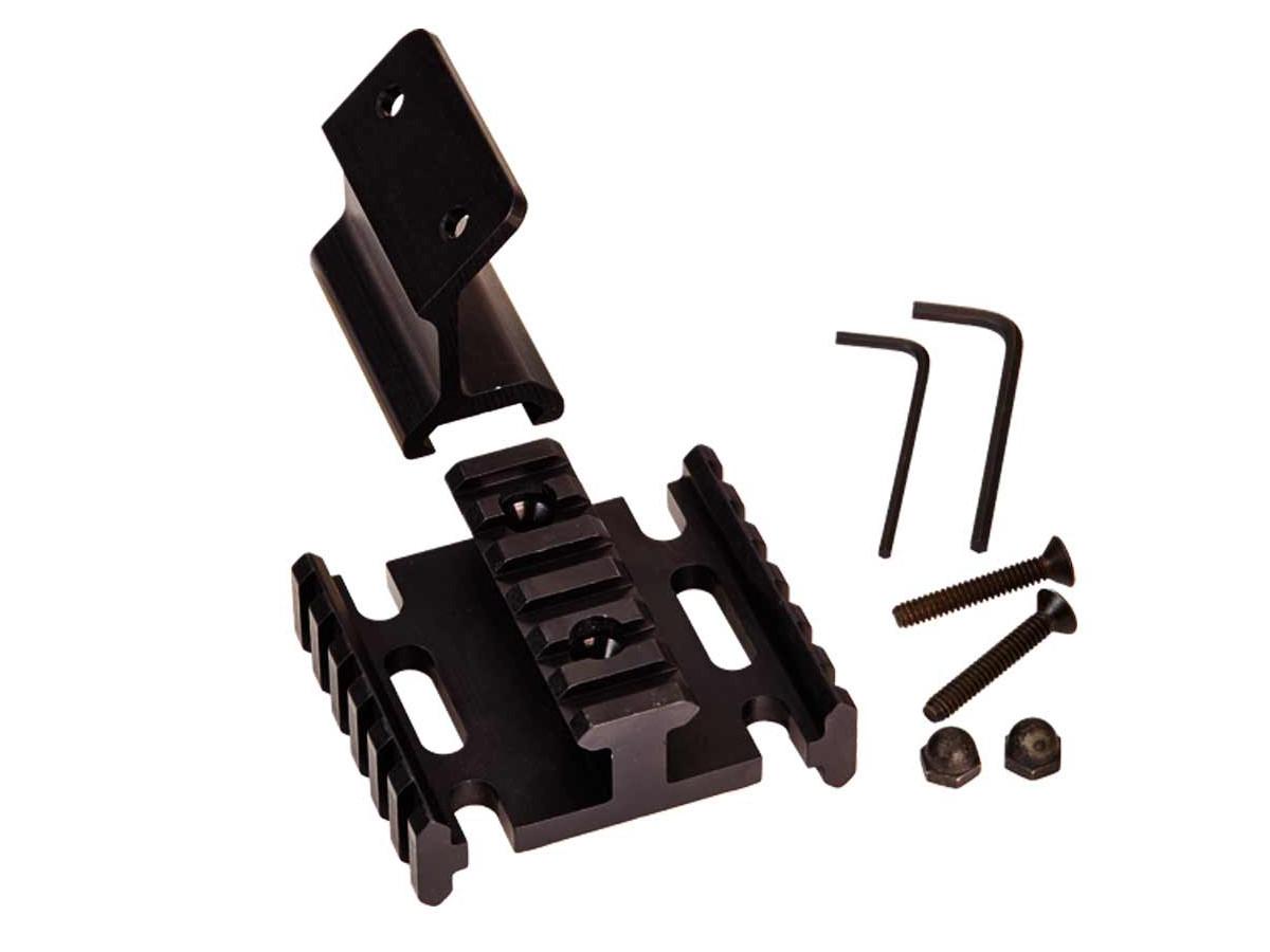 Excalibur Tac Bracket w/ Quiver Attachment