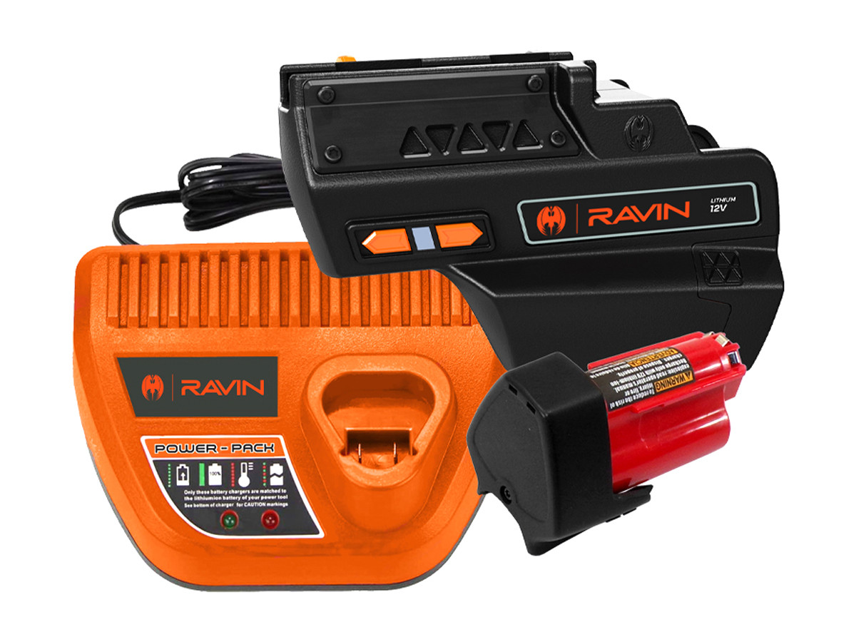 Ravin Electric Cocking System