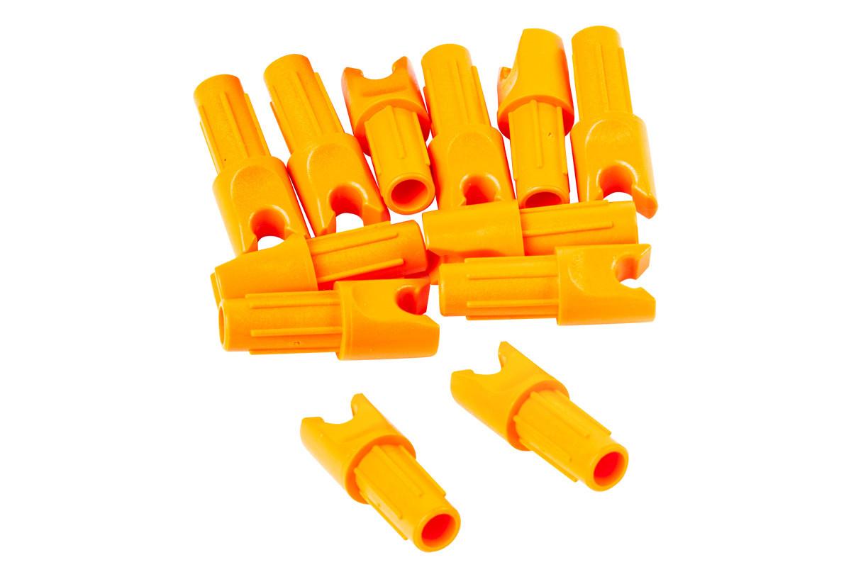 Ravin Replacement Orange Nocks - 12 Pack