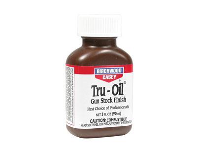 Birchwood Casey Tru-Oil.
