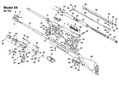RWS Adjustment Ring, Model 54