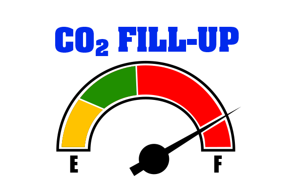 CO2 Fill-Up.