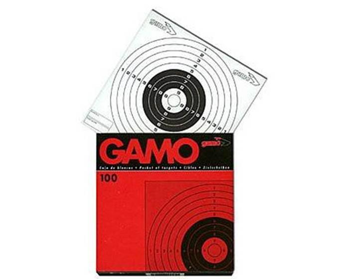 Gamo Paper Targets