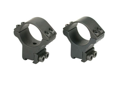 Beeman 5031 30mm Rings, High, 9.5-11.5mm Dovetail
