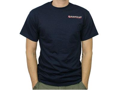 Pyramyd Air T-Shirt, Size Medium, Navy