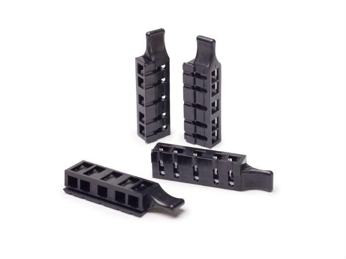 Crosman 0401 5rd Pellet Clips, Fits 760 Pumpmaster, M4-177, 66 Powermaster, 781/782 Black Diamond & Torrent SX, 4pk