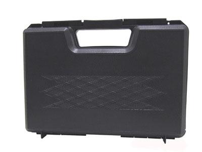 TSD Large ABS, Foam Lined Pistol Case
